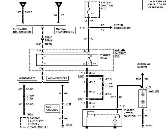 2000 ford ranger door wiring  description wiring diagrams