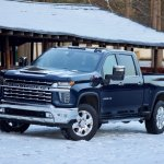 2020 Chevrolet Silverado 2500hd Test Drive Review Cargurus