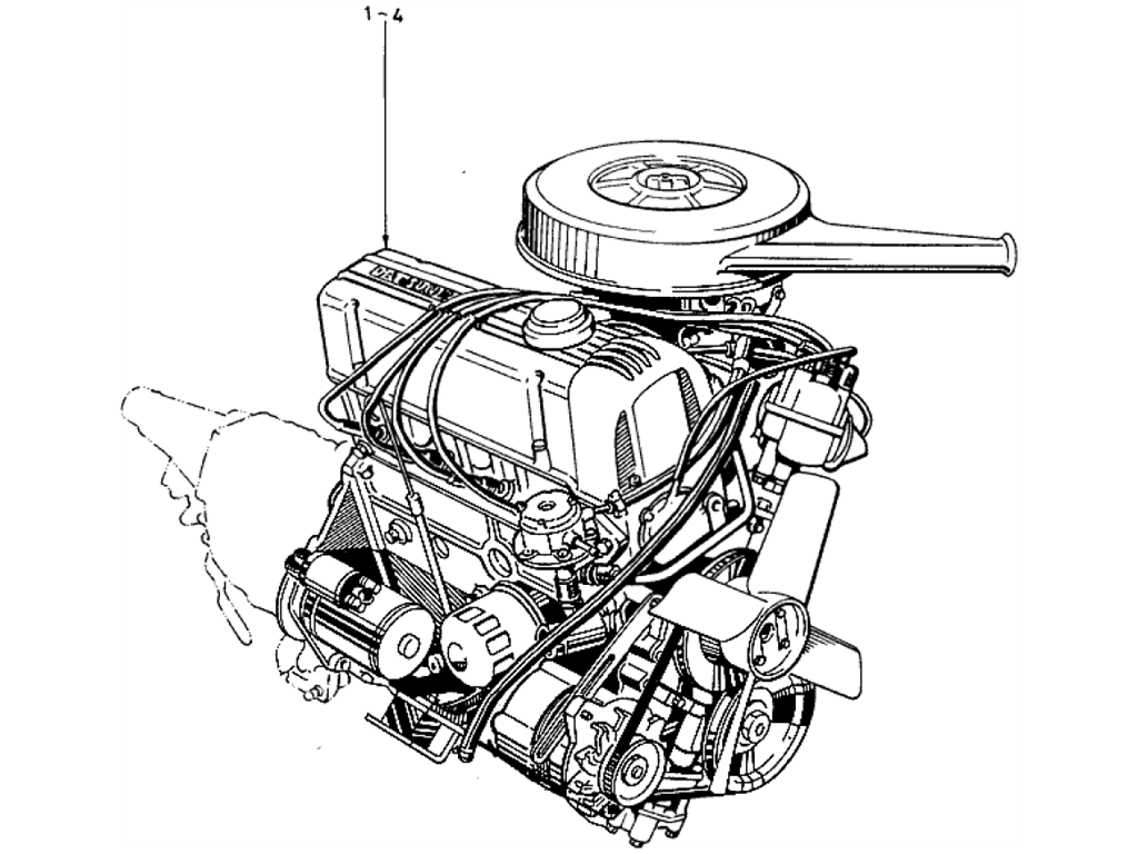 Datsun 510 Engine Assemblies Amp Gasket Kit