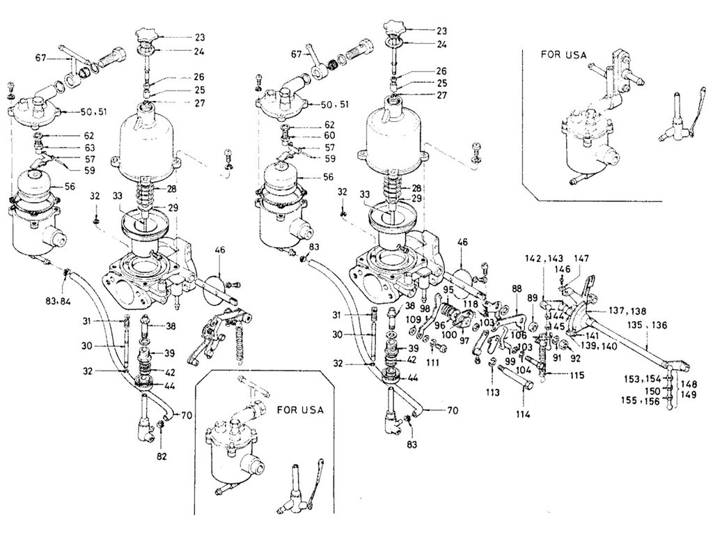 Datsun Sports Car And Models Service Manual