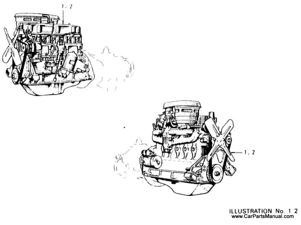 Nissan Patrol 60 Engine Assembly Amp Gasket Kit