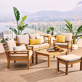 muebles y decoracion de jardin al mejor
