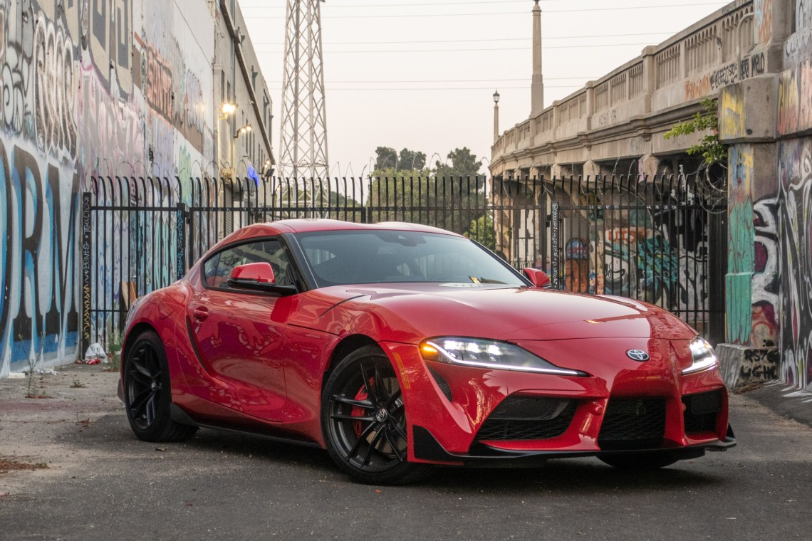 2020 toyota supra: 5 things we like (and 2 not so much