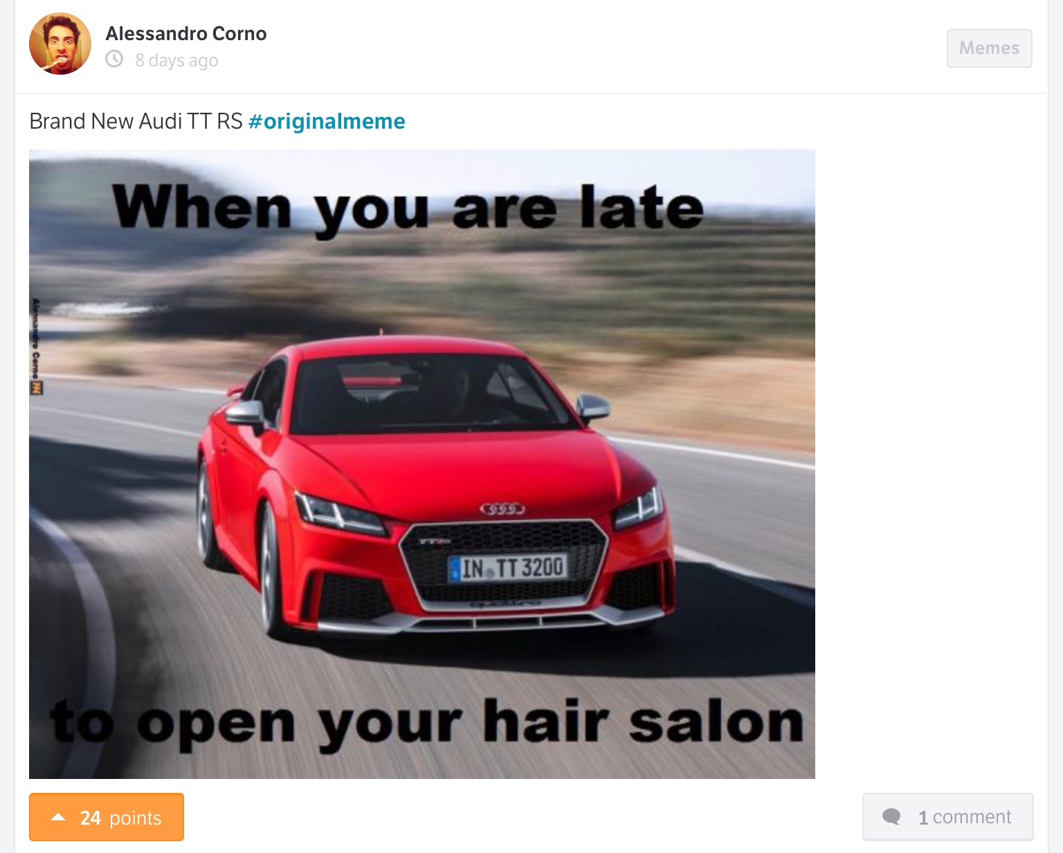 What Do Hairdressers Actually Drive Page 1 General Gassing