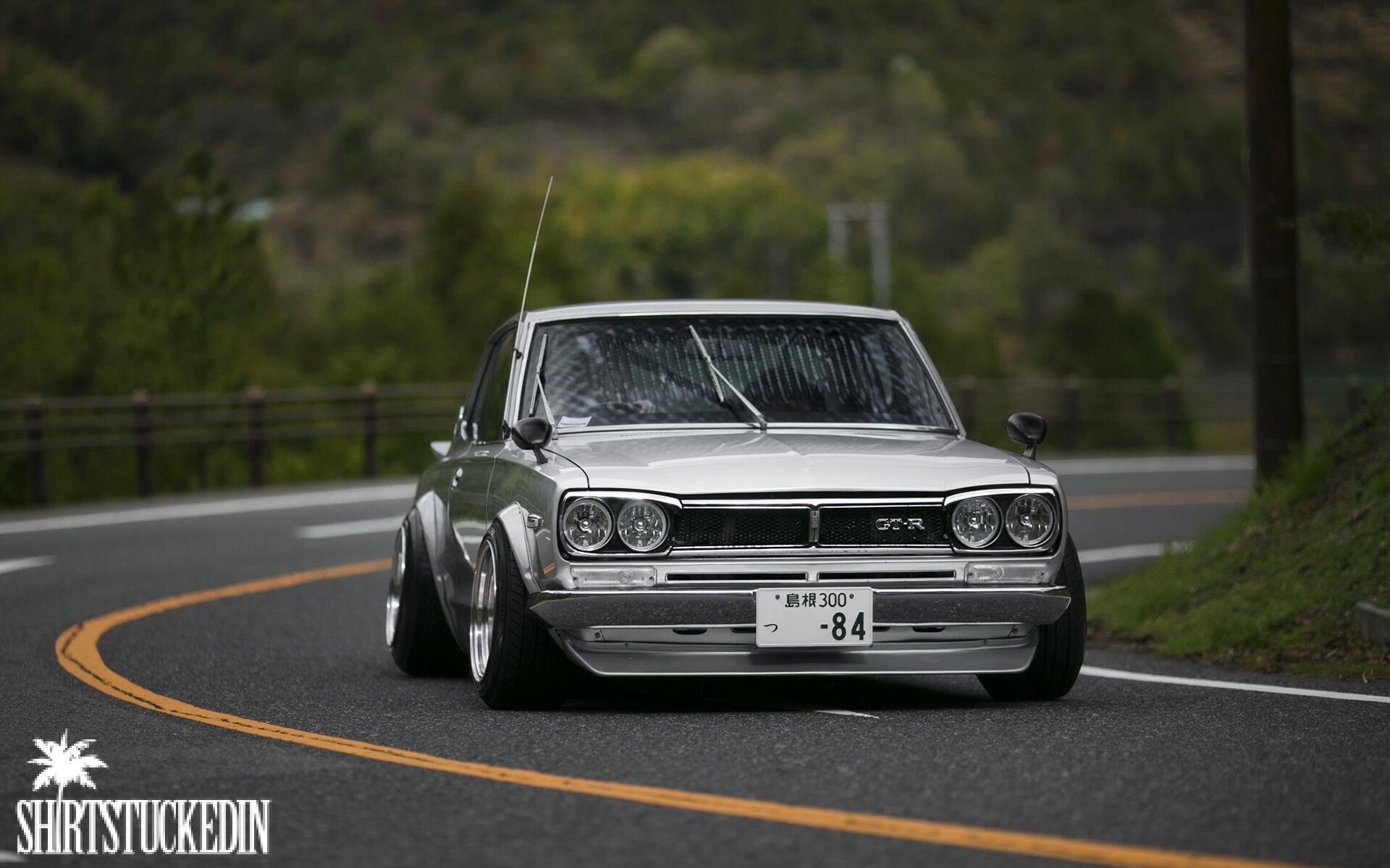 1972 Nissan Skyline 2000 Gtr Engine