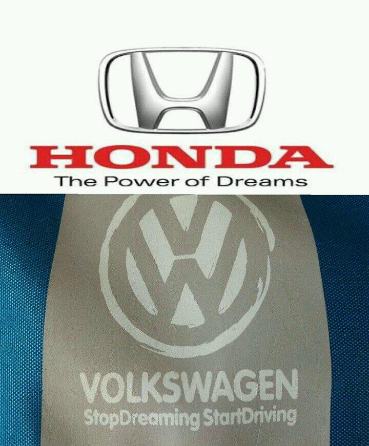 Honda Vs Volkswagen