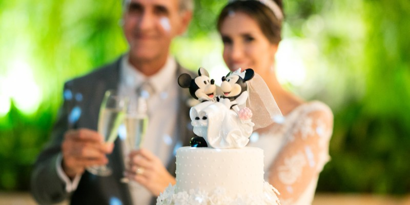 Foto: Inesquecivel casamento
