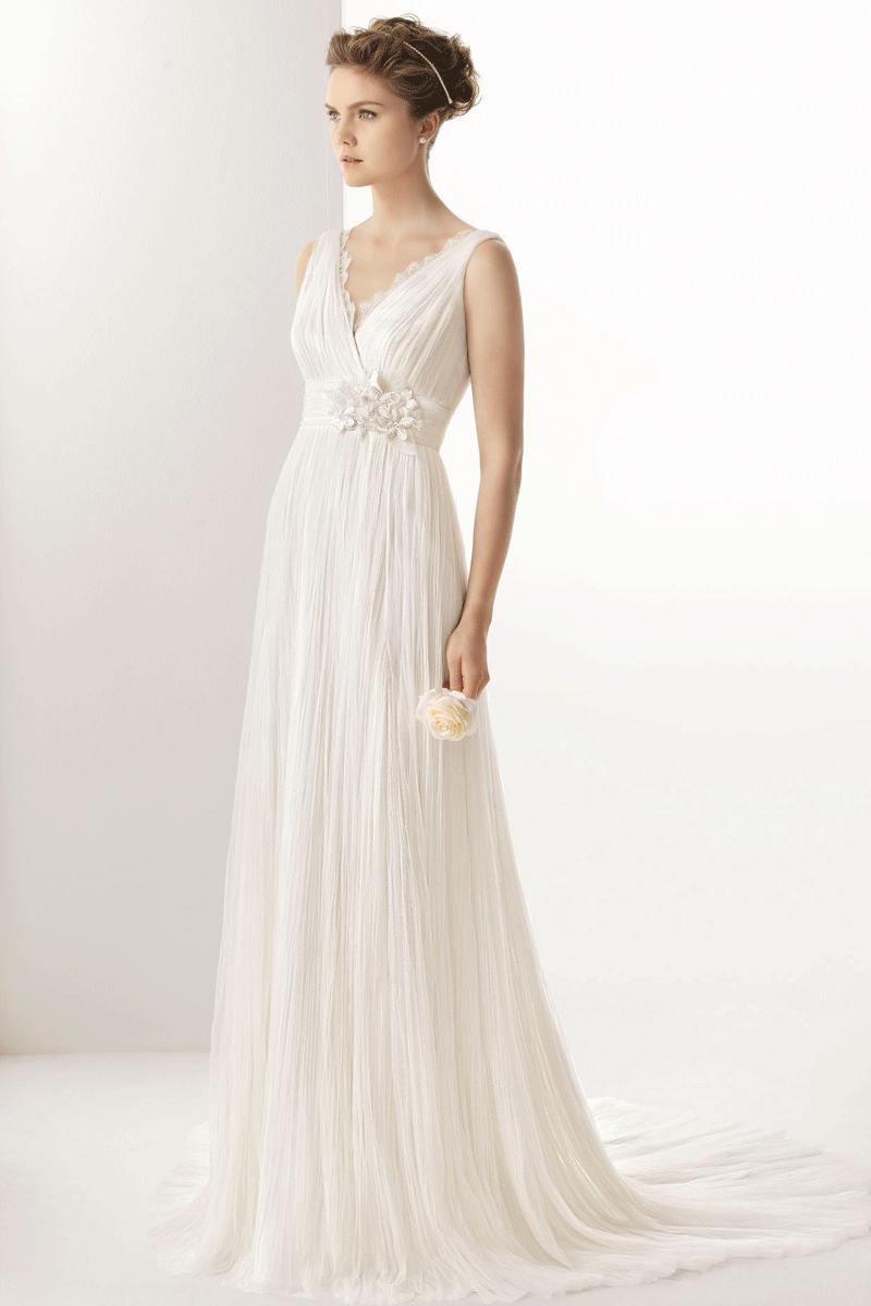 Vestido Rosa Clara
