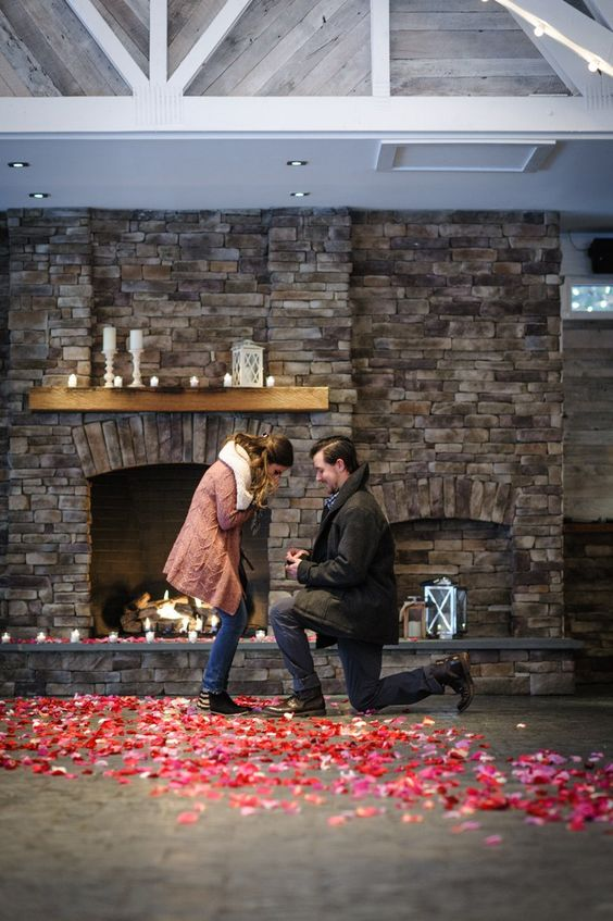 Pedido de casamento | Foto: howheasked.com