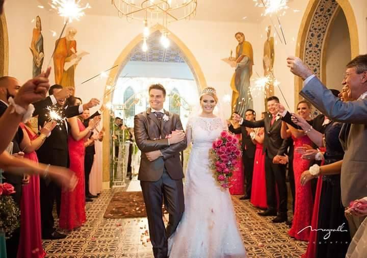 Casamento dos sonhos - Bruna e Jonatan