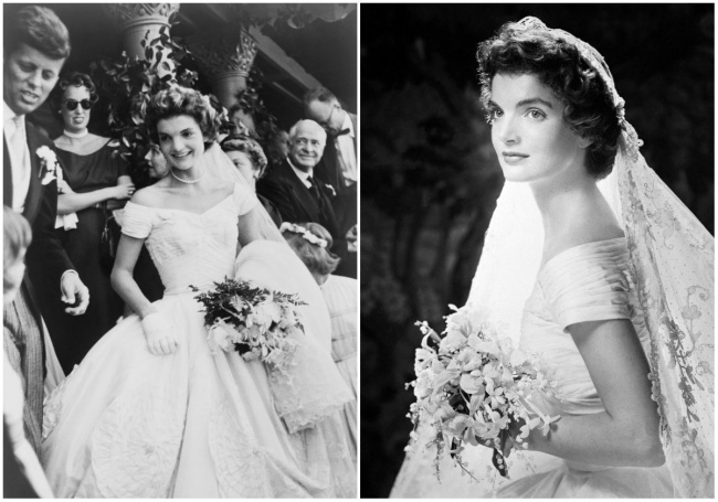 Vestido de Jacqueline Kennedy - Foto: © Courtesy Everett Collection / EAST NEWS.RU / © ASSOCIATED PRESS / FOTOLINK