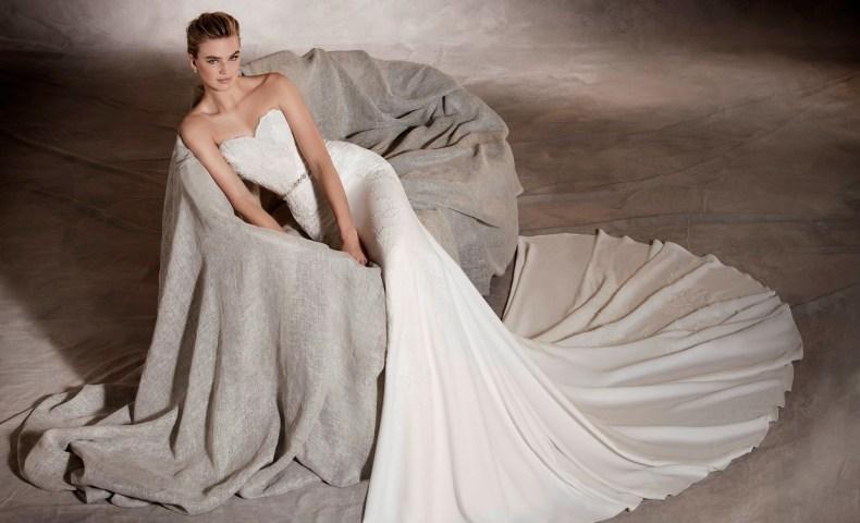 Vestido Pronovias ankara