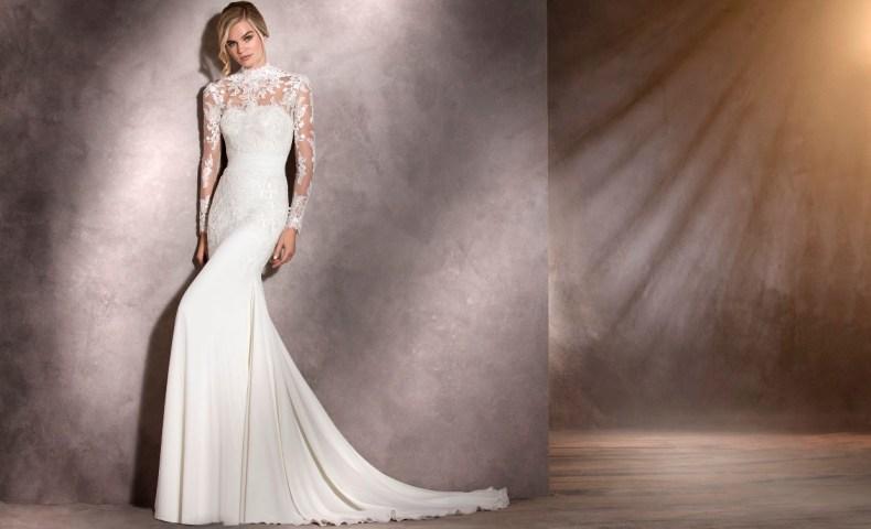Vestido Pronovias arcila