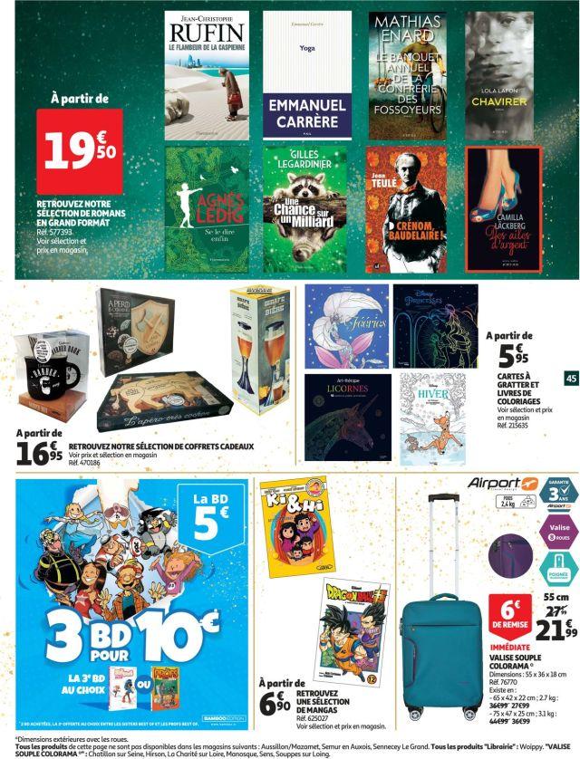 Auchan Noël 17 Catalogue actuel 17.17 - 17.17.17 [17