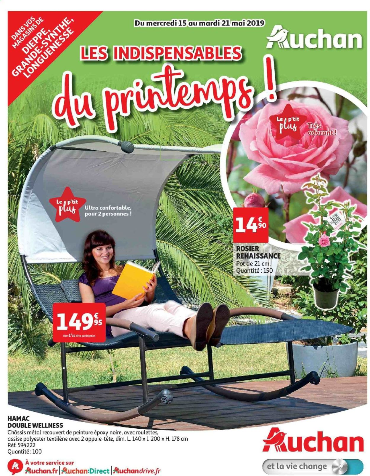 auchan catalogue actuel 15 05 21 05