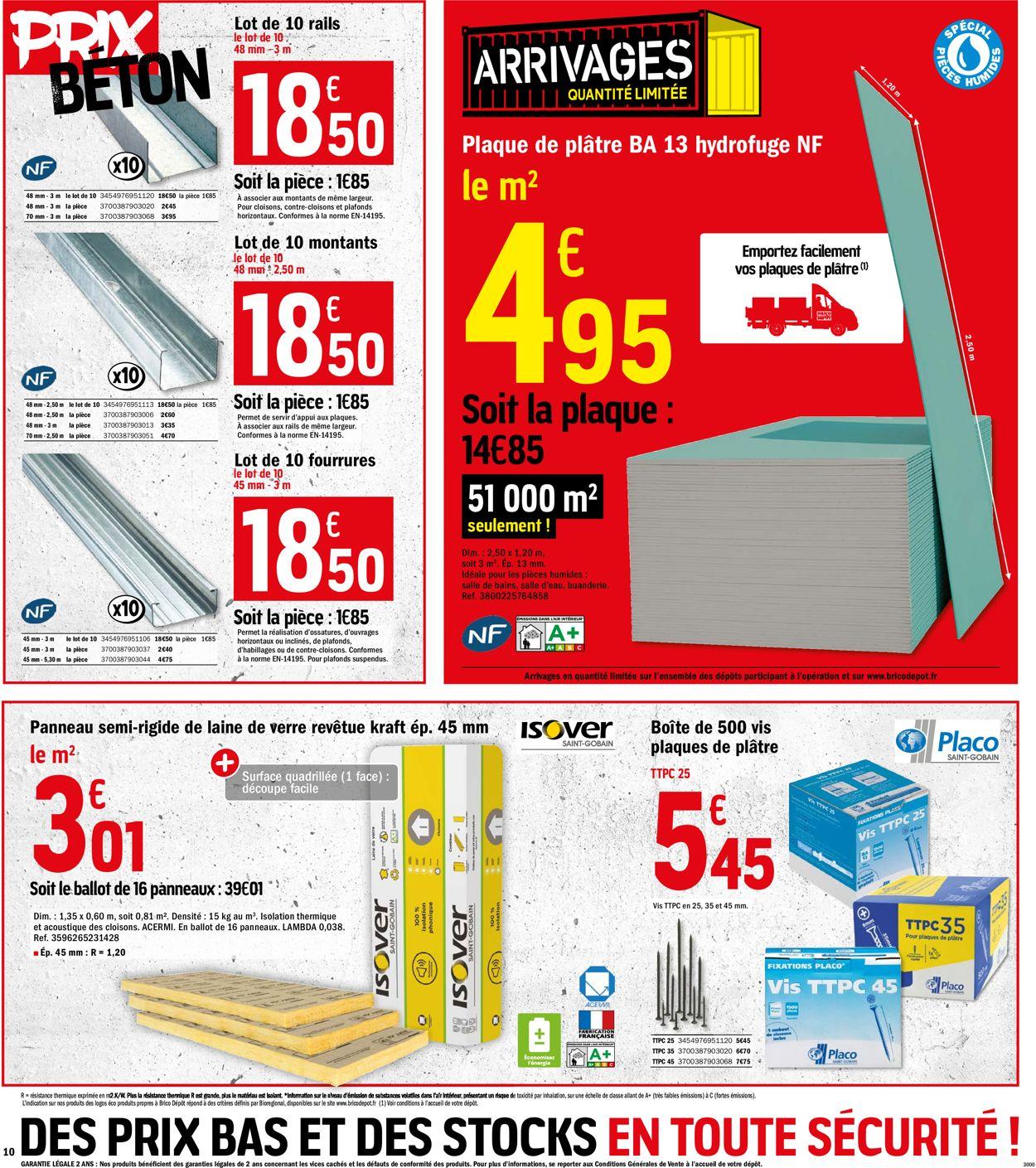 Brico Depot Catalogue Actuel 31 07 20 08 2020 10 Catalogue 24 Com