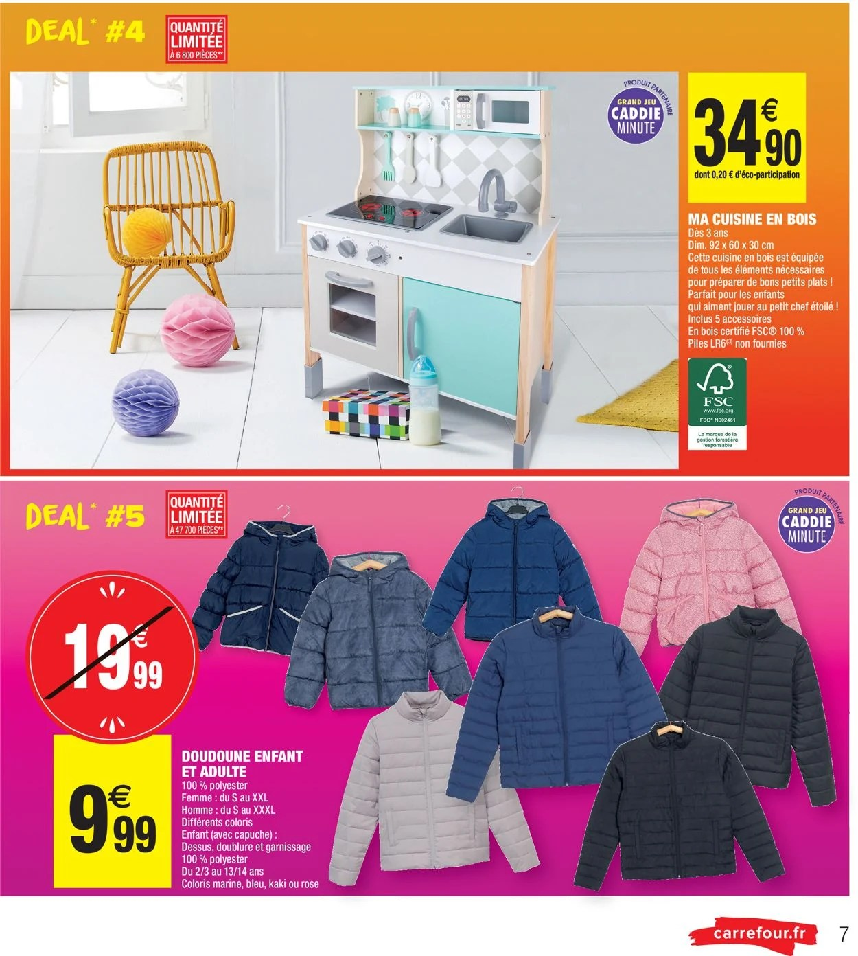 carrefour catalogue actuel 21 09 04