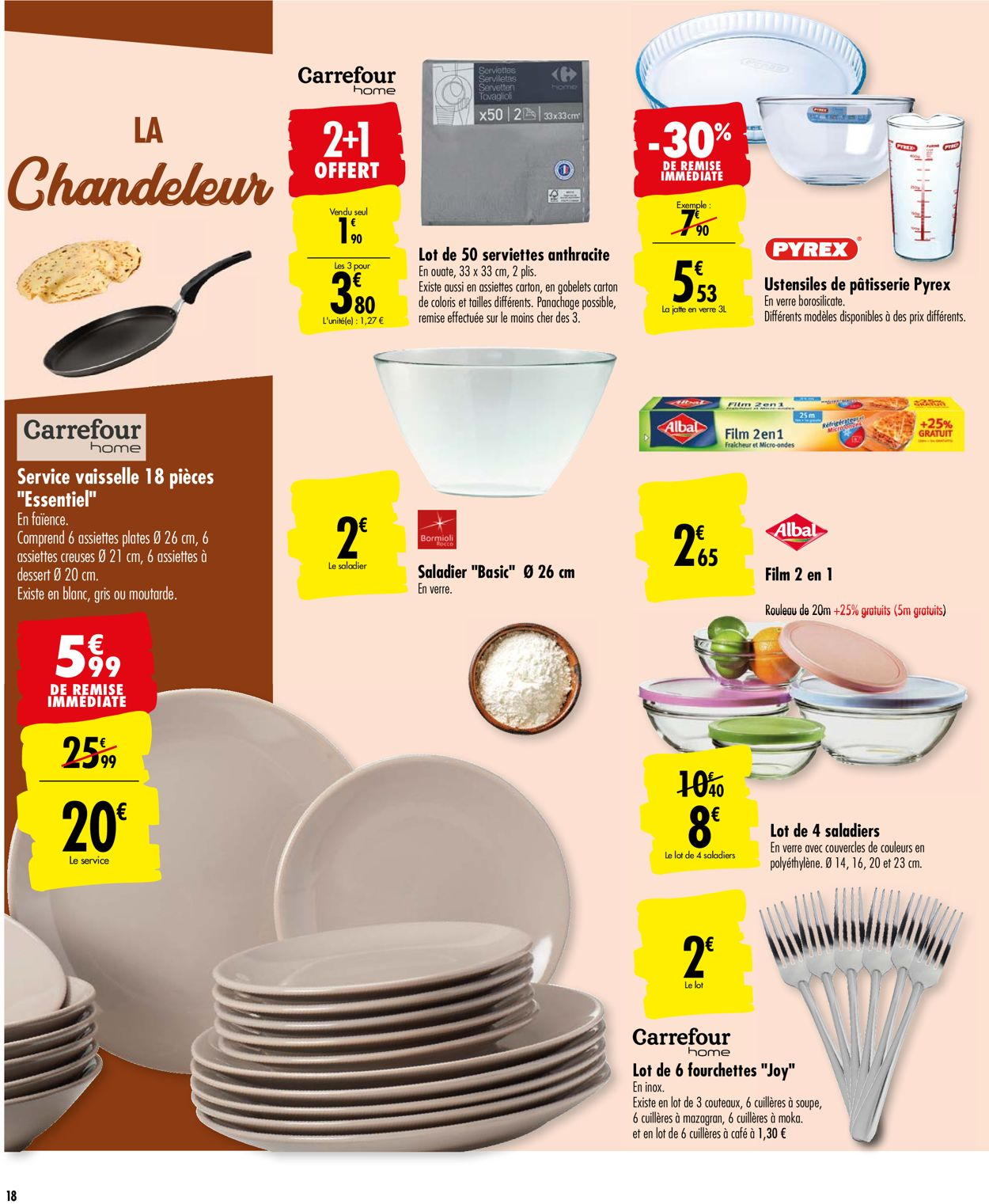 carrefour catalogue actuel 21 01 03