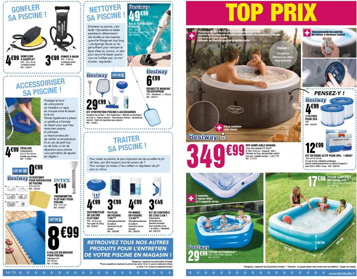 La Foir Fouille Catalogue Actuel 15 05 18 06 2020 8 Catalogue 24 Com