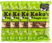 4 x Koko's Doggie Treats Chicken 300g 1