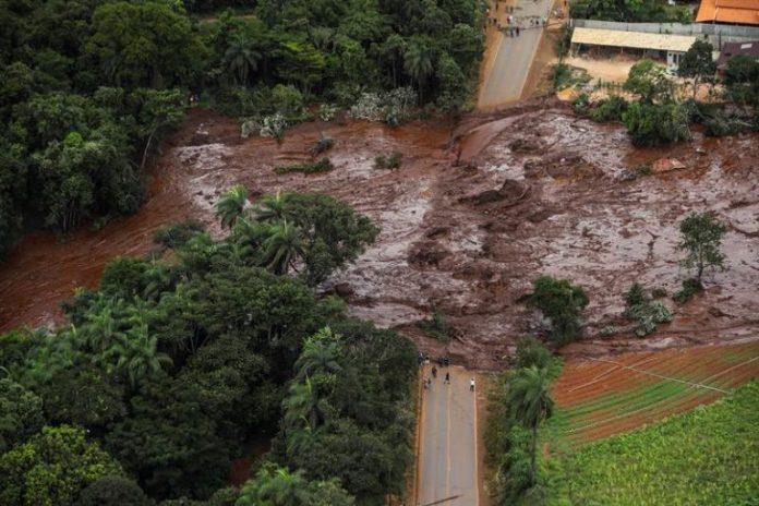 50 imagens que mostram a devastação em Brumadinho