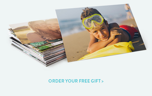 EMAIL EXCLUSIVE | A Free Gift for You | 20 free prints + free shipping | Print the best of summer. 4x6 size. Code 20AUGFREE ends 8/9.† | Order Your Free Gift >