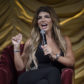 Teresa Giudice The Real Housewives of New Jersey reality check stage microphone mohegan sun