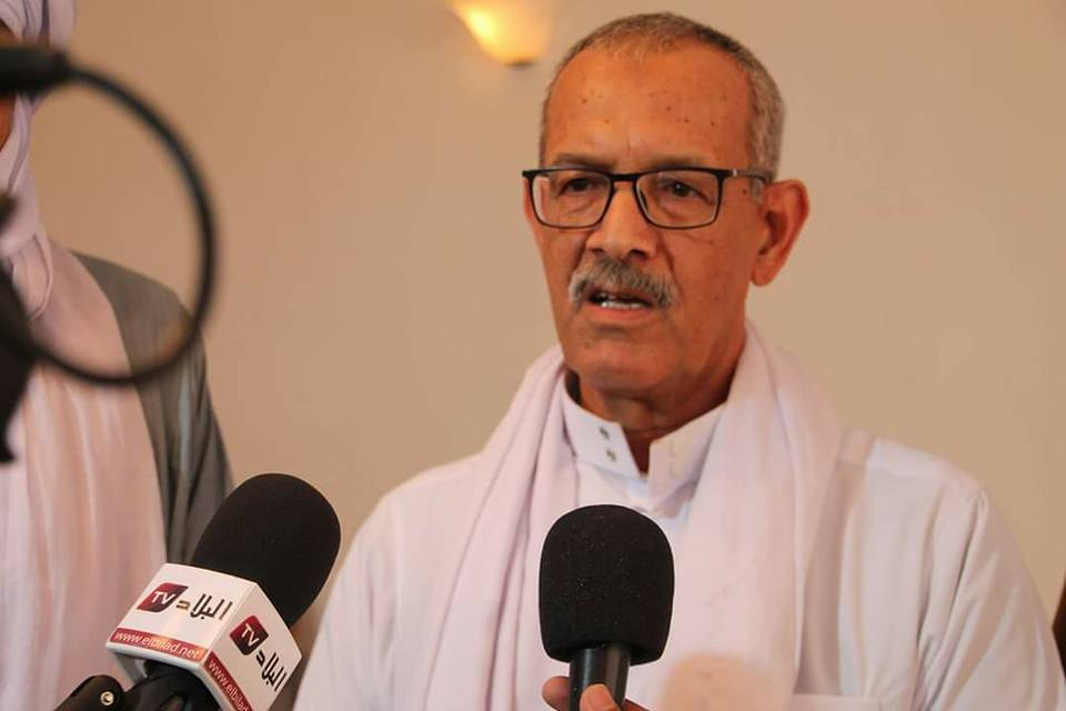 رئيس مؤسسة الشعانبة عضو المجلس الوطني للسلطة المستقلة للإنتخابات