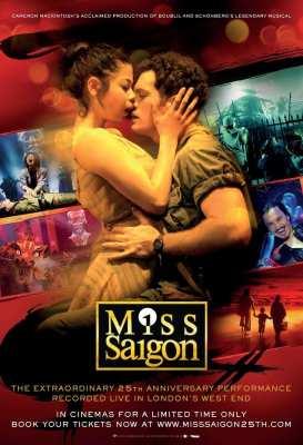 Bildresultat för miss saigon 25th anniversary performance