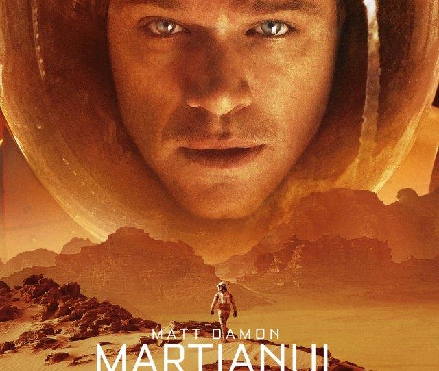 The Martian Matianul 2015