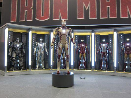 Gwyneth Paltrow, într-un costum Iron Man?