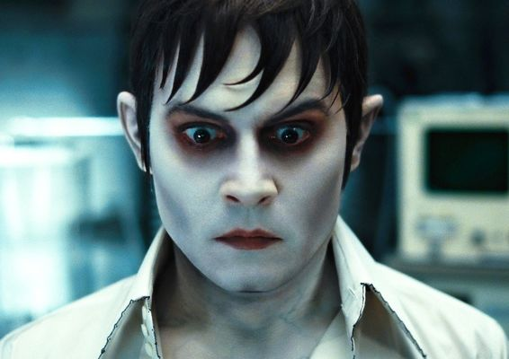 Johnny Depp în Dark Shadows