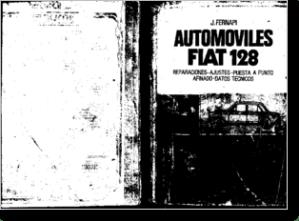 DiagramaManual FIAT Fiat 128 todos