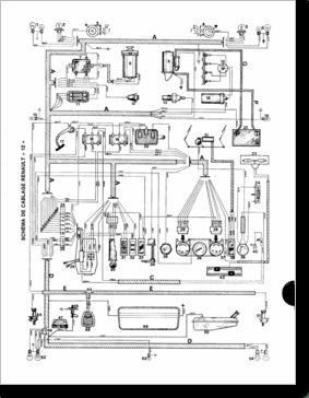 DiagramaManual Renault Renault 12