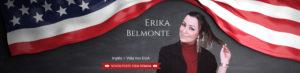 Erika Belmonte + Inglês Vida nos EUA