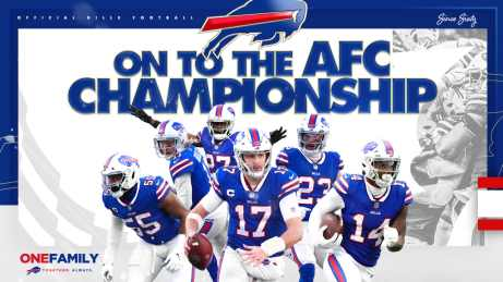 Bills advance to AFC Championship game for 1st time since 1994