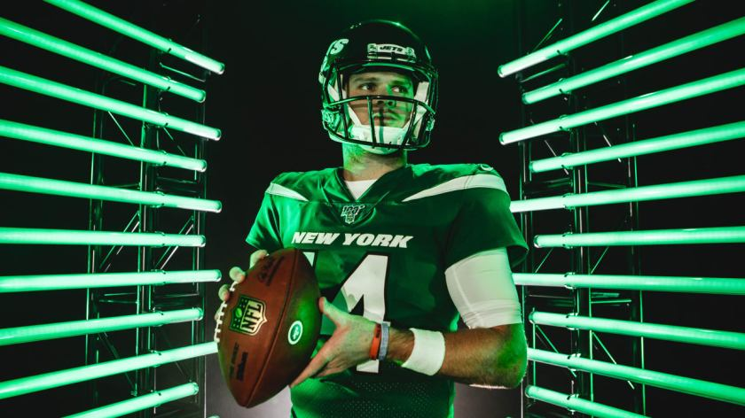 What Is the Next Step for Jets QB Sam Darnold Entering Year 2?