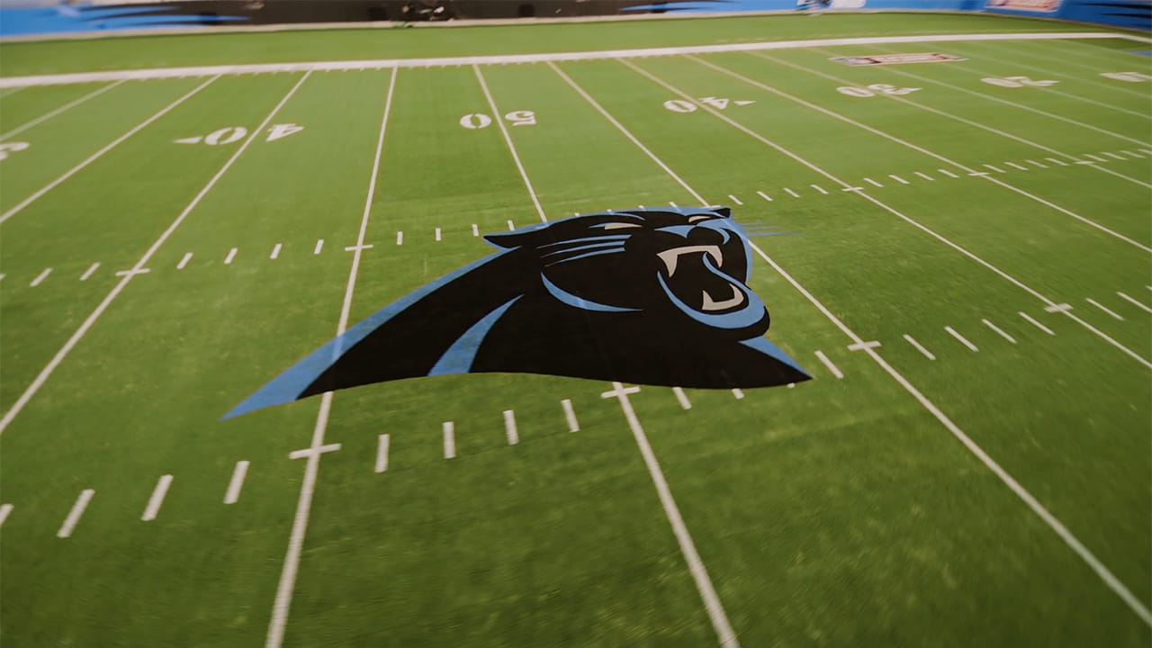 The Wait Is Over Panthers Midfield Logo Reveal