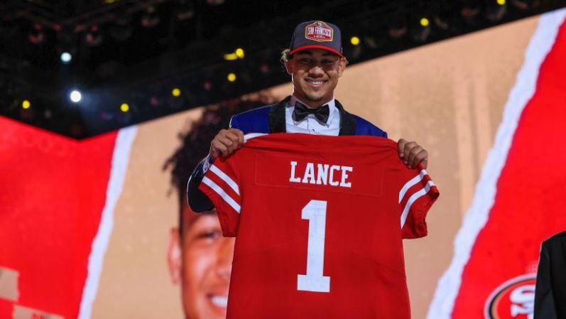 2021 NFL Draft: Transcripts, Quarterback Trey Lance, North Dakota State,  Third Overall