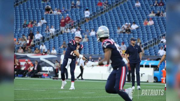Photos: Patriots vs. Washington Football Team Preseason Week 1