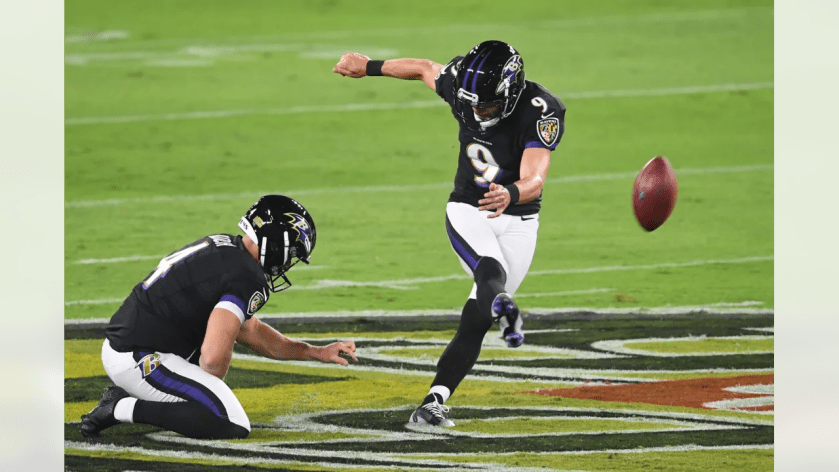 P Sam Koch, K Justin Tucker Week 3: Chiefs vs. Ravens