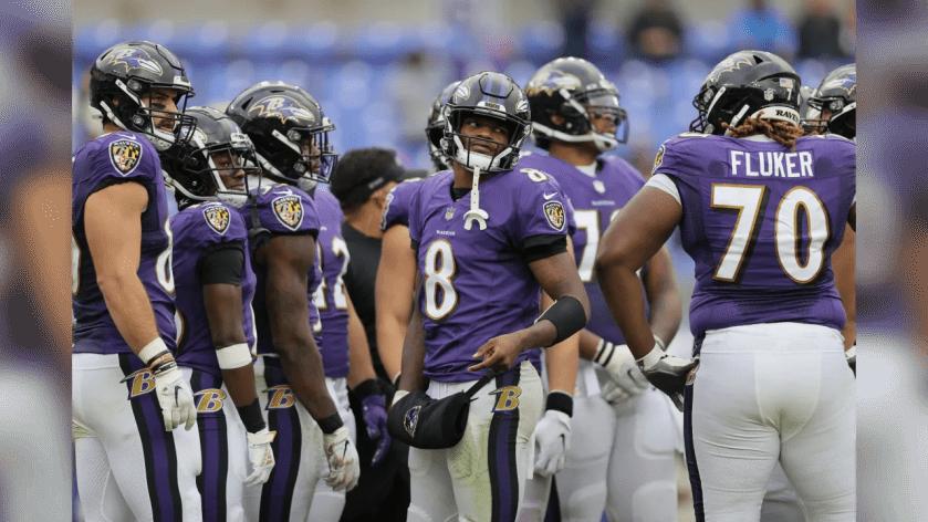 QB Lamar Jackson  Week 8: Pittsburgh Steelers vs. Baltimore Ravens, November 1, 2020