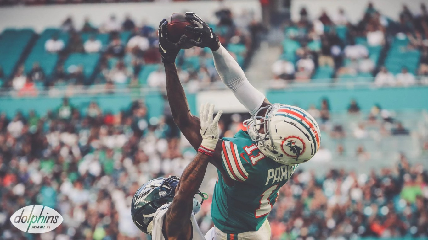 DeVante Parker could be the greatest Dolphins Fantasy asset.