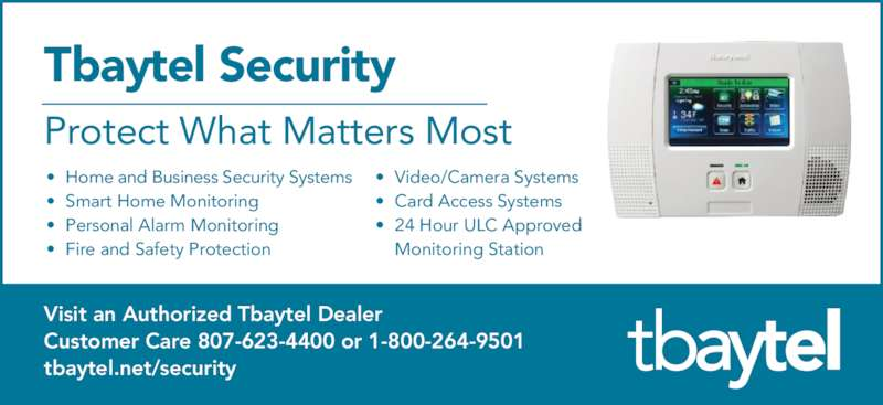 Personal Home Monitoring Systems