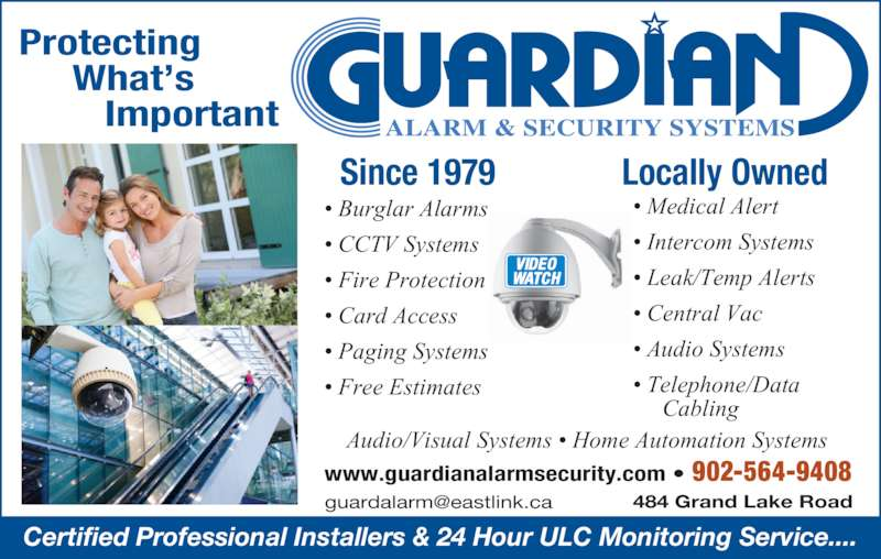 Guardian Security Systems
