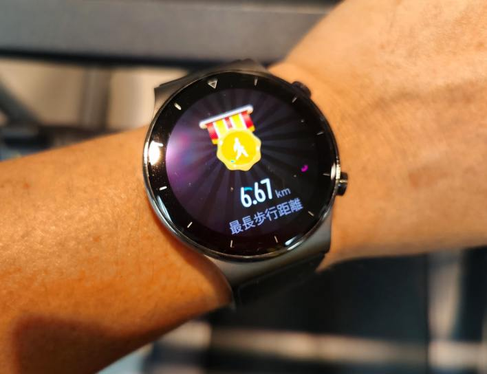 1 Week Full Performance HUAWEI WATCH GT 2 Pro Review, Luxury than expected! 46