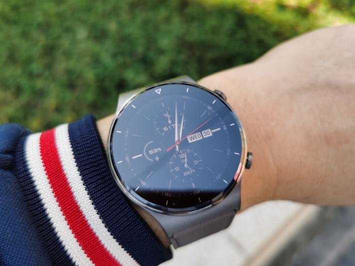 1 Week Full Performance HUAWEI WATCH GT 2 Pro Review, Luxury than expected! 56
