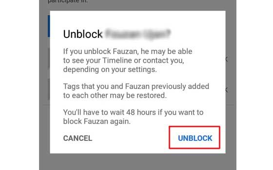 How to Unblock Facebook Account, 4 Easiest way to unblock without hack You Must to Know! 16