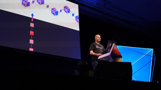 """ConsenSys launches a pilot """"staking-as-a-service"""" tool, with customers including Binance, ahead of proof-of-stake tech being rolled out with Ethereum 2.0 (Ian Allison/CoinDesk) 1"""
