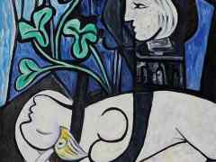 Money Reimagined: Picasso Up, Main Street Down - CoinDesk
